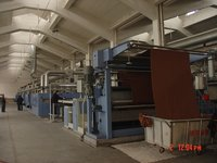 Heat Setting Stenter Machine