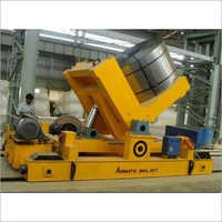 Hydraulically Operated Mobile Coil Upender
