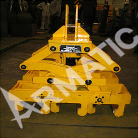 3 Rail Lifting Tongs