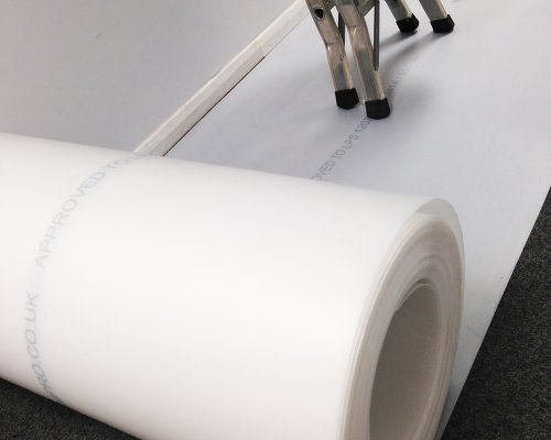 Corrugated Plastic Floor Protection Sheet
