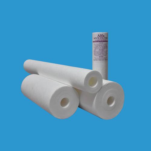 Polyproplene Spun Melt Blown Filter Cartridge  1
