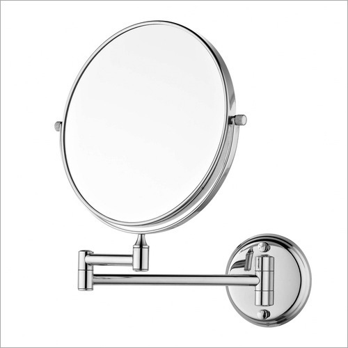 Wall Mounted Magnifying Shaving Mirror