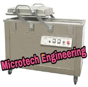 VACUUM PACKING MACHINE(double Chamber)