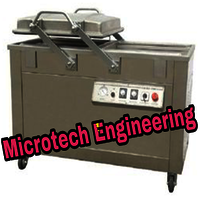 VACUUM PACKING MACHINE(double Chamber)
