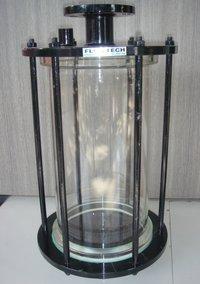 Full View Sight Glass Indicator