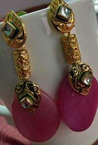 Kundan Sweet Earring