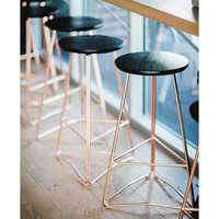 Acrylic Bar Stool