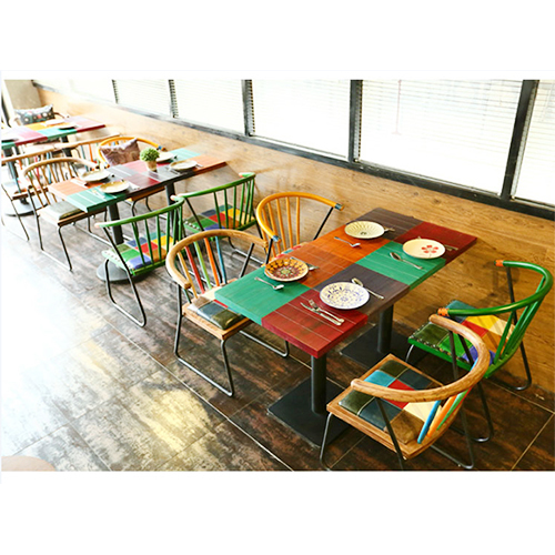 Restaurant Furniture Retro