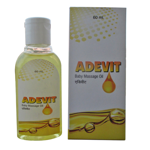 Adevit Body Massage Oil