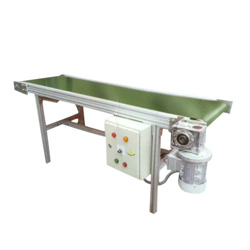 Metal Belt Conveyor Systems