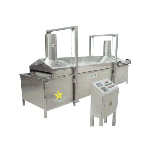 Continuous Automatic Fryer