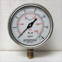 Compressor Pressure Gauge