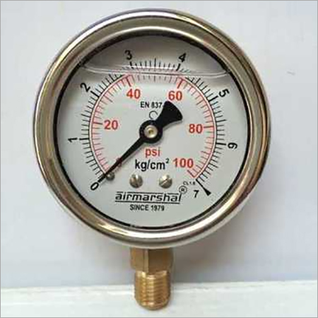 Irrigation Pressure Gauge