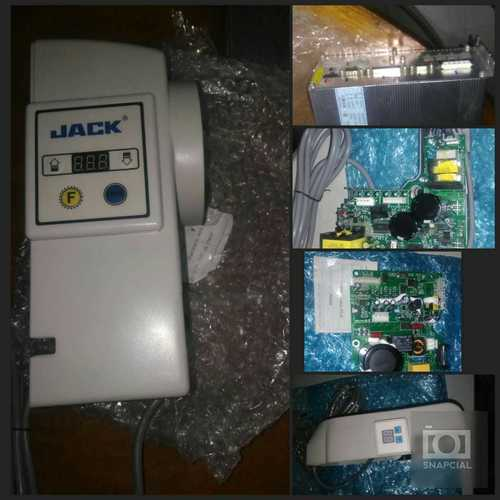 jack sewing machine all  types of parts  are available