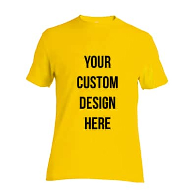 Customized T Shirt