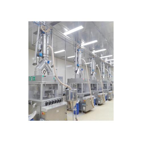 Centralized Pneumatic Conveyors