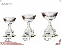 Crystal Cup Trophies
