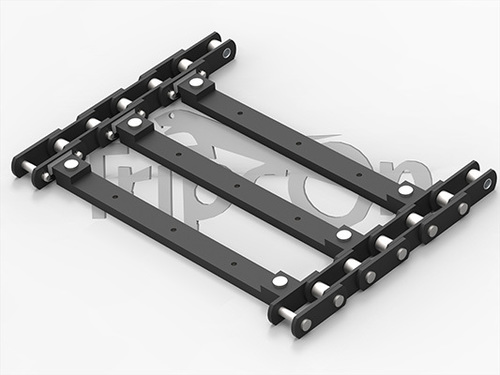 Paver Chain For Vogele