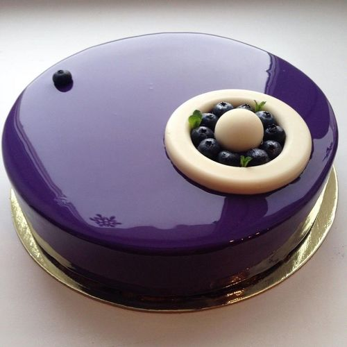 Buton Blueberry Glaze
