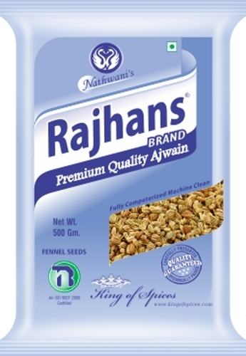 Rajhans Premium Quality Ajwain 500gms