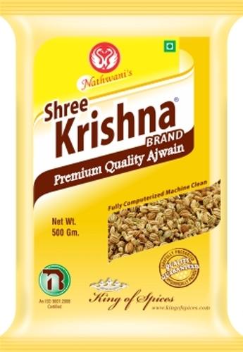 Shree Krishna Brass Organic Ajwain 500gms