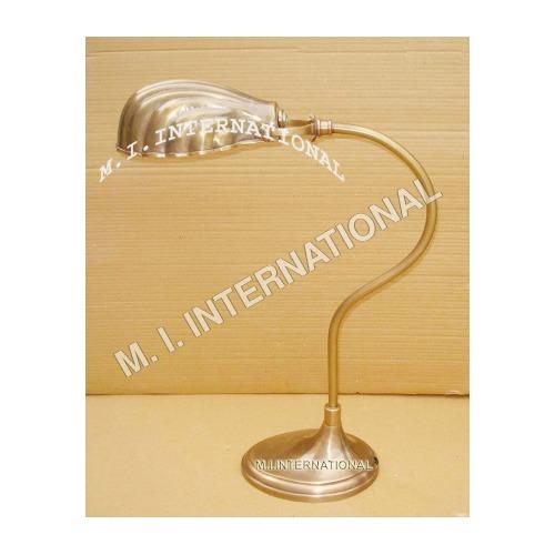 Metal Study Lamp