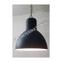 Grey Pendant Ceiling Light