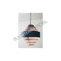 Grey Pendant Lamp Shade