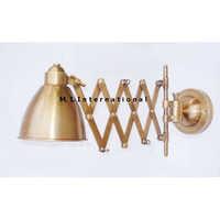 Scissors Wall Lamp