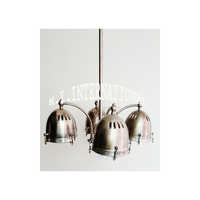 Four Light Hanging Lamp