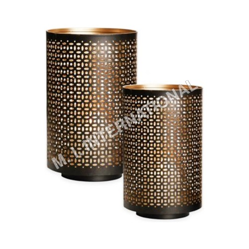 Metal Votive Candle Lantern