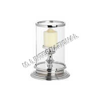Candle Holder with Cylinder Glass