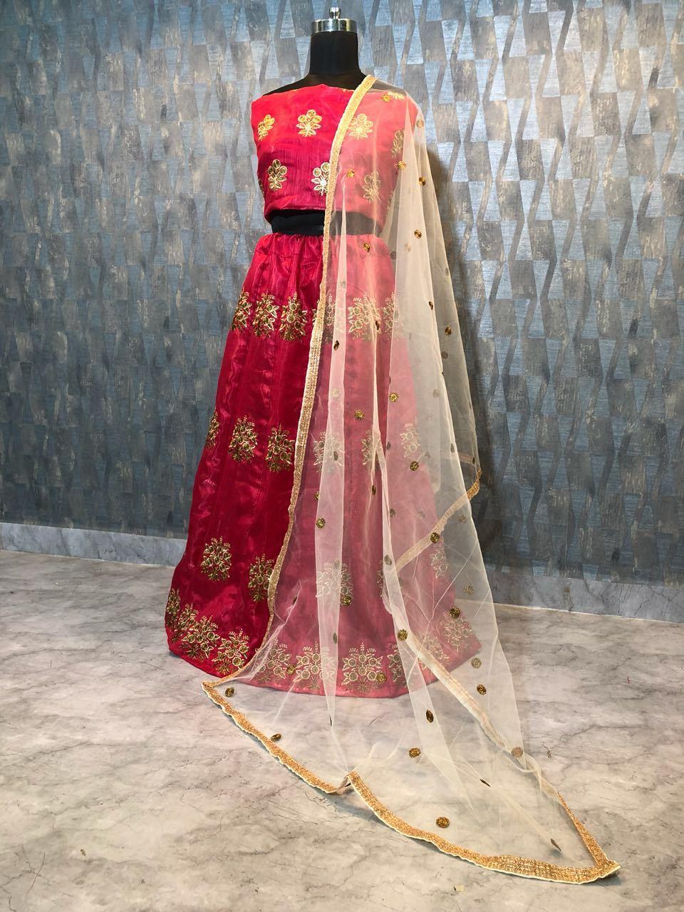 Designer party wear lehenga, wedding lehenga choli