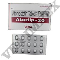Atorlip 20 mg Tablets