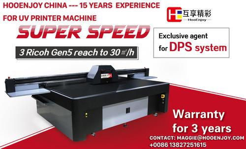 Hooenjoy DPS High standard UV printing machine