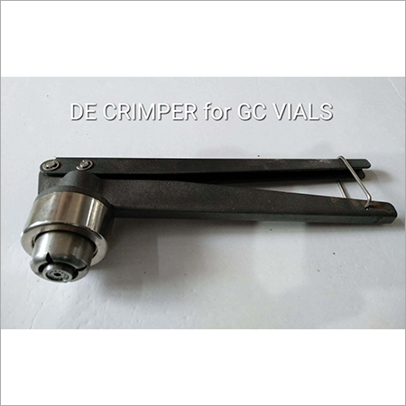 DE Crimper for GC Vials