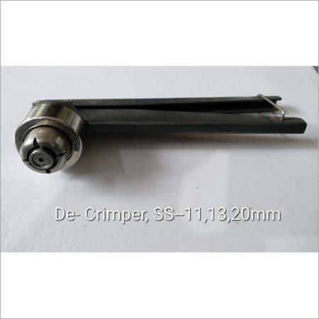 De Crimper SS 11,13,20mm