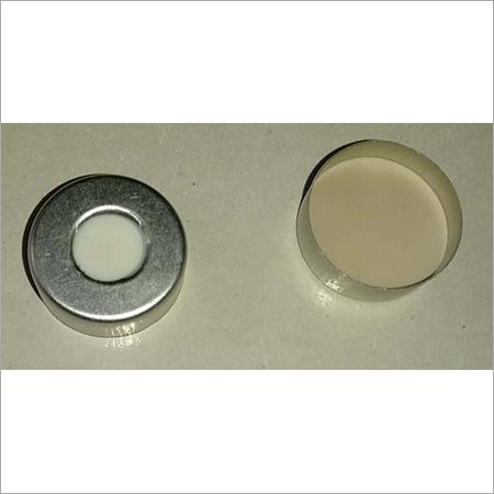 TAN PTFE White Silicon Septa 20mm