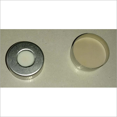 TAN PTFE White Silicon Septa 20mm
