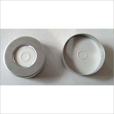 White PTFE Silicon SEPTA 20mm