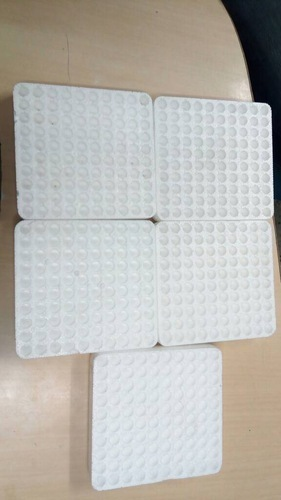 Thermocol Tray for Blood Collection Tube