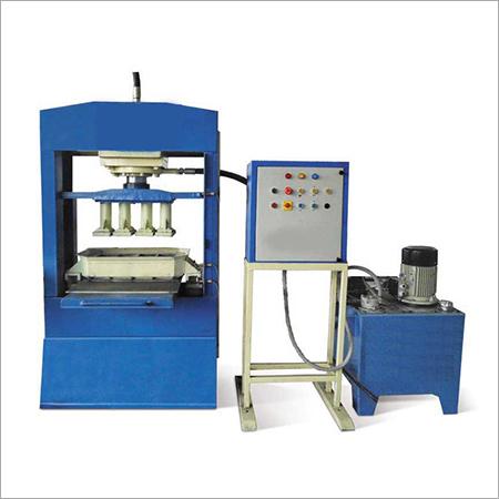 Manual Pavor Block Machine