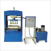 Manual Pavor Block Machine