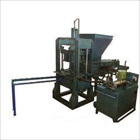 Manual Bricks Machine