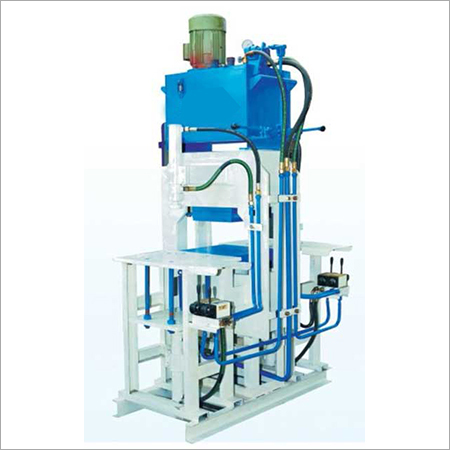 Hydraulic Paver Block Machine 70 ton