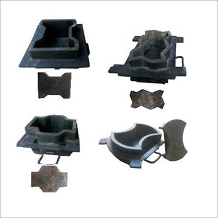 Steel Paver Block Mould