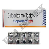 Cepodem 200mg Tablets