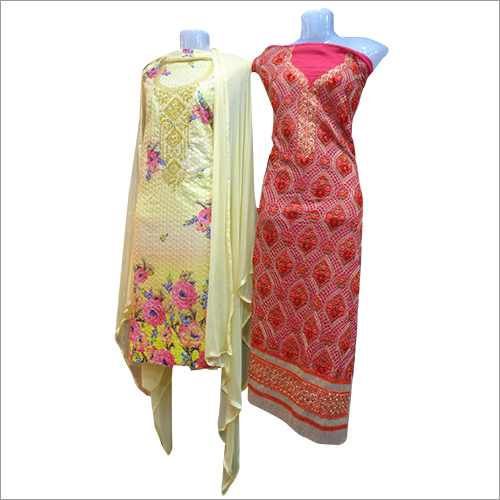 Ladies Salwar Kameez Suit Material