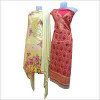 Ladies Salwar Kameez Suit Material