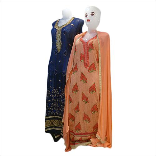 Ladies Churidar Salwar Suit Material